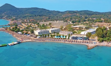 KRF, HOTEL MESSONGHI BEACH 3*+